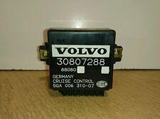 VOLVO V40 S40 2000 CRUISE CONTROL ECU UNIT MODULE 30807288