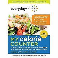 Everyday Health My Calorie Counter: Complete Nutritional Information on More Tha