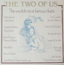 The Two Of Us - The World's Most Famous Duets (Polydor Vinyl-LP Holland 1983)