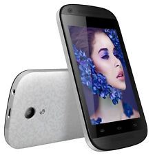 "3.5"" Unlocked Smartphone 3G Android 4.4 Cell Phones GSM/WCDMA/Facebook Orange"