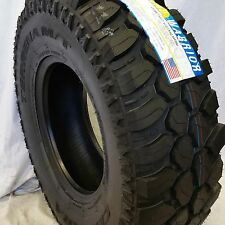 (4 TIRES) LT33X12.50R15 ROAD WARRIOR MT 108 Q Mud Terrain 33/12.5/15