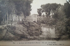 Carte postale CPA AK postcard postkaart Belgique HAL SENNE collection