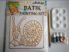 Fun-to-Do Batik dipinto KIT (LUMACA) da BATIK CRAFT Malesia