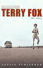 Terry Fox: His Story (Revised)-ExLibrary