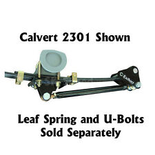 Calvert Racing 3404 CalTrac Leaf Spring Traction Bars 1999-14 Silverado Flip Kit