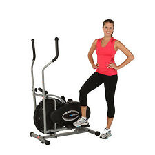 NEW Exerpeutic 1301 Aero Air Elliptical Trainer Exercise Workout Fitness Gym