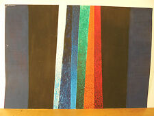Roger Quillery Art Moderne Rare Gouache originale Pointilliste Non signée-9