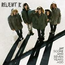 CD Relient K   FIVE SCORE AND SEVEN YEARS AGO christ Punk Pop Worship NEU & OVP