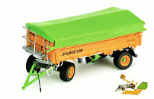 Joskin Chariot Tri-benne Tetra Cap 5025/12R100 Covered Trailer 1:32 Model ROS