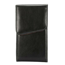 Leather Roating Belt Clip Holder Case Pouch For Samsung Galaxy Note 2 3 4 5