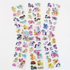 My Little Pony PUFFY Stickers Party Bag Fillers Birthday party Kids Favours Gift