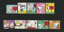 Japan 2014 'Snoopy-Peanuts' Complete Set In FU Condition