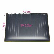 Hot New 5V 0.2W Solar Energy Power Solar Panel Module System Solar Cells Charger