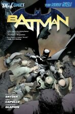 Batman Volume 1: The Court of Owls TP (The New 52) (Batman (DC Co. 9781401235420