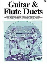 Guitar & Flute Duets (Classical Guitar), , Very Good Book