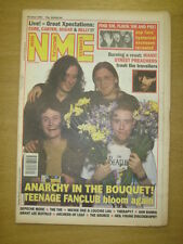 NME 1993 JUN 19 TEENAGE FANCLUB MANICS CURE BELLY SUGAR
