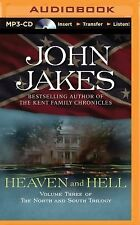 North and South: Heaven and Hell 3 by John Jakes (2015, MP3 CD, Unabridged)