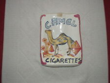 Camel cendrier - ashtray - aschenbecher