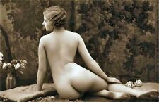 17,000 Vintage Victorian Risque, Burlesque Postcard Nude Photos On A DVD