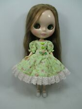 Costume outfit handcrafted dress for Blythe Basaak doll 44-16