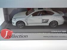 "LEXUS IS-F ""Rolex Monterey Safety Car"" 2009 J COLLECTION 1:43 DIECAST-JCL121"
