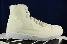 NIKE AIR JORDAN 1 HIGH DECON HI IVORY WHITE DECONSTRUCTED 867338 100 SZ 10