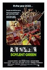 "Soylent Green Movie Poster Mini 11""X17"""