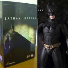 HOT TOYS MMS 13 BATMAN BEGINS ORIGINAL VERSION 1/6 RARE FIGURE COA