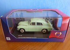 GAZ M20 POBIEDA 1ST SERIES 1949 LIGHT GREEN IST 130 1/43 RUSSIE URSS RUSSIAN