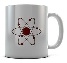 Science Atom Atomic Symbol Mug Cup Present Gift Coffee Birthday