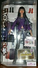 NEW 2011 Mattel Barbie Fashionistas STARDOLL Fashion Doll Black Hair Boots