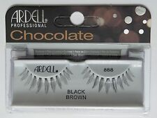 (LOT OF 40) Ardell Professional Lashes Chocolate Black Brown #888