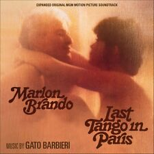 Last Tango In Paris - 2 x CD Complete Score - Limited Edition - Gato Barbieri
