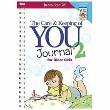 The Care and Keeping of You 2 Journal by Cara Natterson (2013, Spiral)