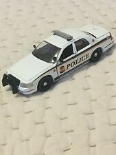 Custom Road Champs United States Secret Service Police Crown Vic Police Car