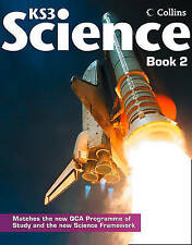 Collins KS3 Science - Pupil Book 2: Bk. 2, David Taylor, Tim Greenway, Ray Olive