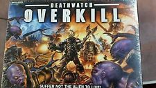 Warhammer 40K  DEATHWATCH OVERKILL Genestealers vs Ordo Xenos Space Marines New