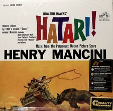 ANALOGUE PRODUCTIONS - APP-2559 - HATARI! - HENRY MANCINI - 200G
