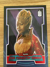 Topps Doctor Who 2015 Red Parallel 69 Base Card The Forest of Cheem 27/50