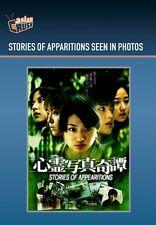 Stories Of Apparitions Seen In Photos (2014, REGION 1 DVD New)