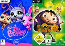 Littlest Pet Shop & Igor Nuevo Y Sellado