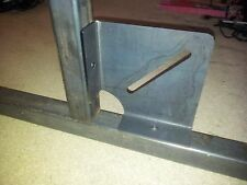 Corner Welding Clamp (laser cut and precision folded)