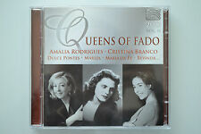 Queens Of Fado Vol.2 (Rodrigues, Branco, Mariza, Bevinda, Dilar, Bessa ua)- 2 CD