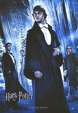 """HARRY POTTER AND THE GOBLET OF FIRE - MOVIE POSTER (HARRY & CEDRIC) (27"""" X 39"""")"""
