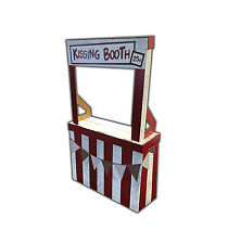 KISSING BOOTH * carnival theme party decorations * standees * standups