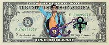 Prince (2 of 2) - Real $1 U.S. Dollar Bill - Collectible Money Memorabilia