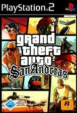 PLAYSTATION 2 GTA Grand Theft Auto San Andreas tedesco * * come nuovo