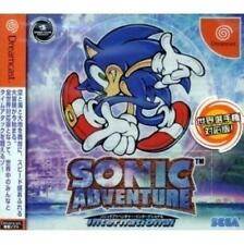 USED Dreamcast Sonic Adventure International Japan Import
