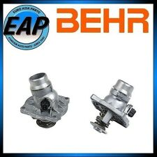 For BMW 540I 740I 740IL X5 Z8 E38 E39 Range Rover OEM Behr Thermostat w/ Housing