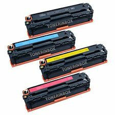 *4pk CF210A-213A 131A BCMY Toner Cartridge For HP Laserjet Pro 200 M251nw M276nw